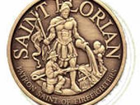 4. máj sviatok všetkých hasičovsv - den sv. Floriana.