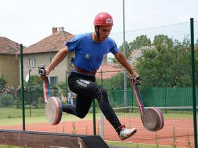 Slovenský rekord v hasičskej stovke v Poprade
