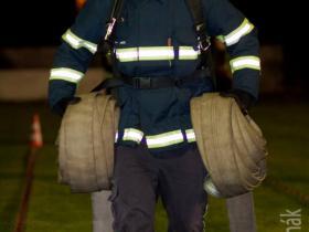Železný hasič Abrahám 2014