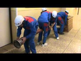 CHODBOVICA - súťaž mladých hasičov.