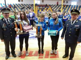 Halové majstrovstvá SR mladých hasičov 2019  Svit
