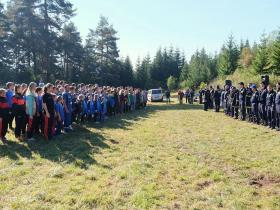 IX. ročník Hasičského viacboj mladých hasičov v Likavke