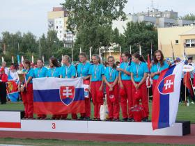 Mladé hasičky zo Šuňavy medzi najlepšími v Európe