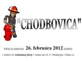 Súťaž mladých hasičov CHODBOVICA 2012.