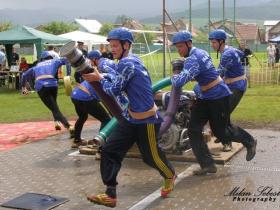 Súťaž hasičských družstiev  v Spišskom  Štiavniku 2016
